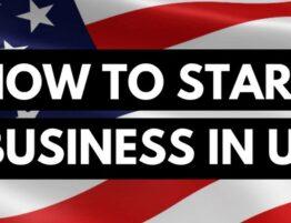 Як запустити бізнес в США?