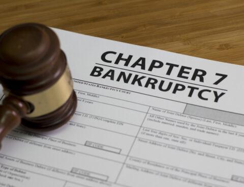 КГС ВС: подання боржником заяви про банкрутство свідчить про відсутність спору з кредиторами