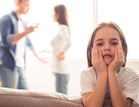 КЦС щодо визначення місця проживання дитини з одним з батьків якщо батьки проживають за однією адресою