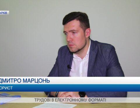 Дмитро Марцонь розповів про переваги впровадження електронного обліку праці